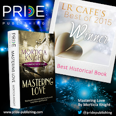 LRC Winner: Mastering Love - Best Historical Book