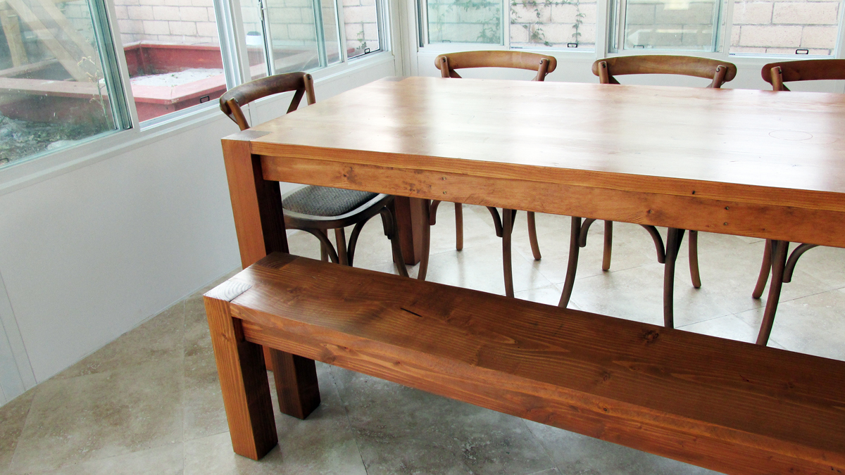 Dining room table crate and barrel