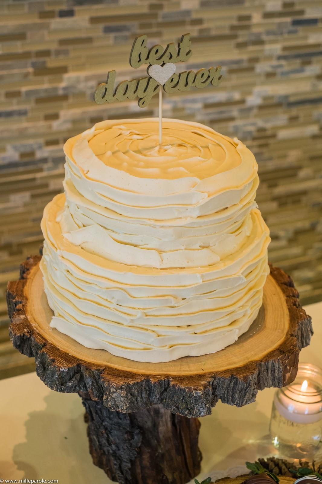 The Cake Cottage: Cozy Winter Wedding