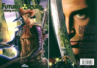 Futuro Oscuro editado por Iced Lands Books