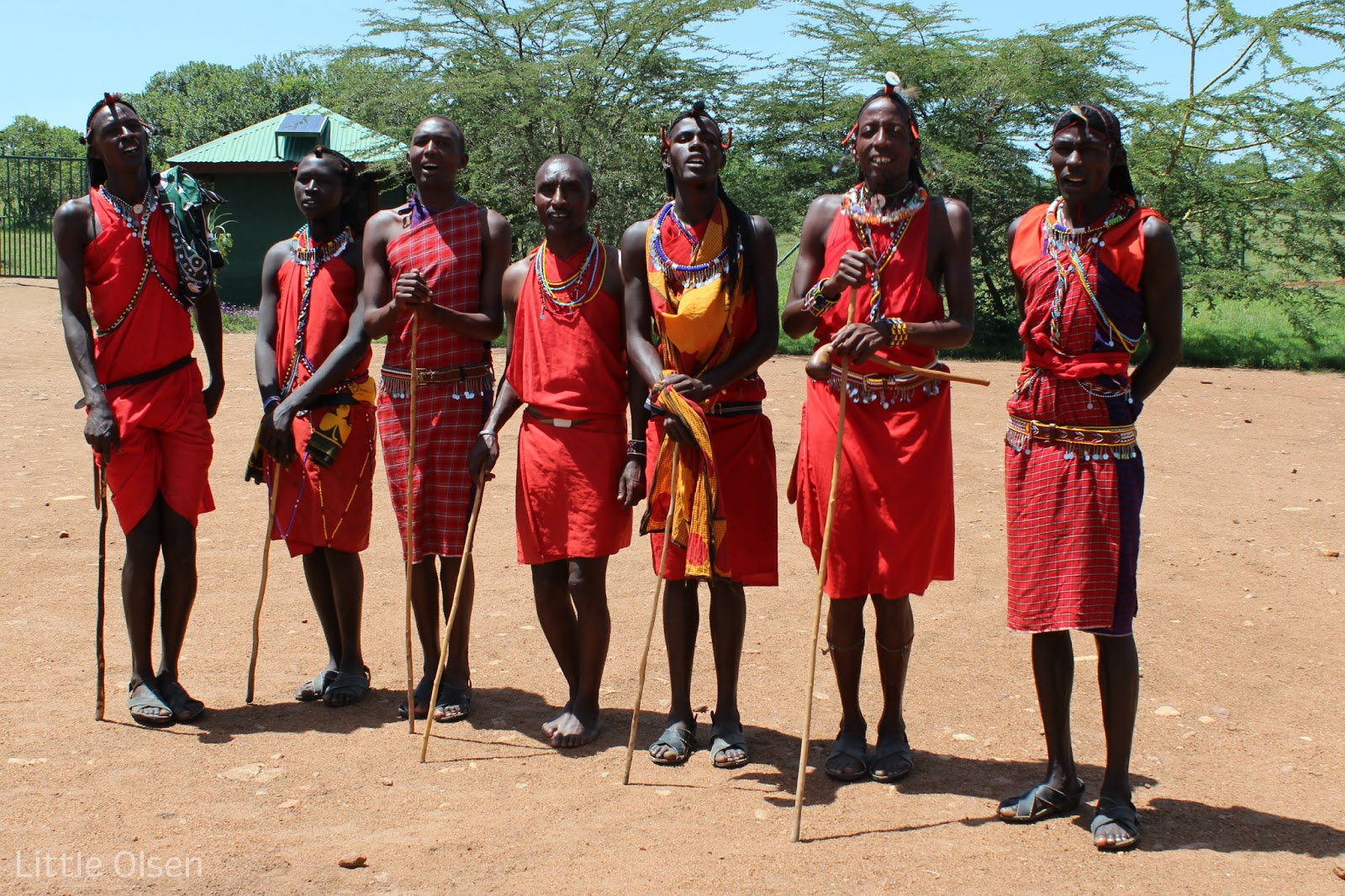 making of maasai men Maasai feeding habits the blood is obtained by making an incision in a cow's jugular artery with surgical precision maasai men and women.