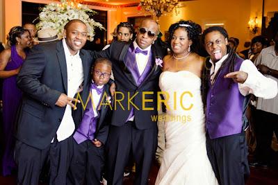 fotos de lil wayne en la boda de su madre