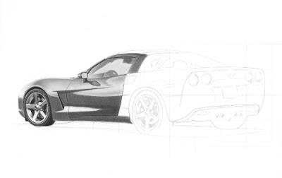 Como desenhar um carro tutorial de desenho