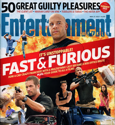 Fast and Furious cover art