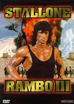Rambo 3 - Rambo 3 (1988) Poster