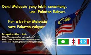 Demi Rakyat Malaysia Yang Lebih Cemerlang