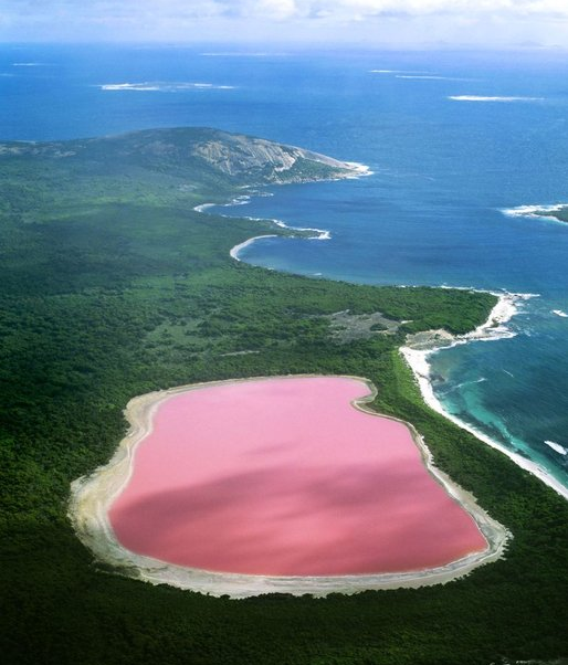 Hiller Lake, Western Australia