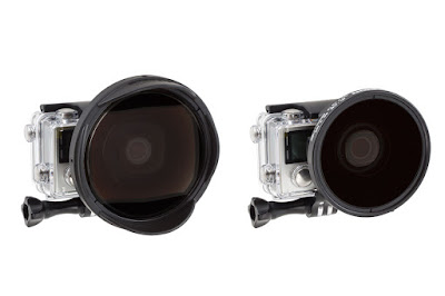 inon news: sd front mask std for gopro