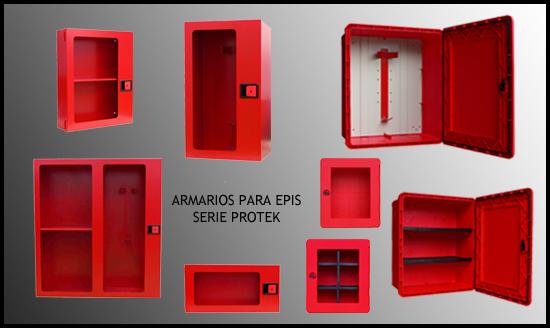 Armario para EPIS, equipos protección individual