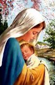 Maria com Jesus