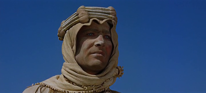 Lawrence de Arabia ( 1962 )