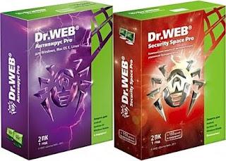 Dr.Web Anti-Virus & Security Space
