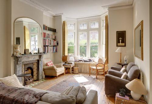 Tons Neutros Decoração de Interiores Vs Home Staging