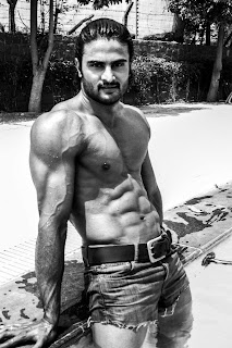 Sudheer Babu Six Pack Photos