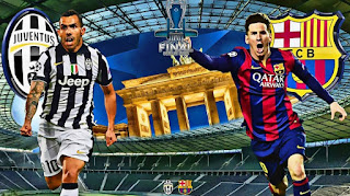 Preview Juventus vs Barcelona - Final Liga Champions 2015