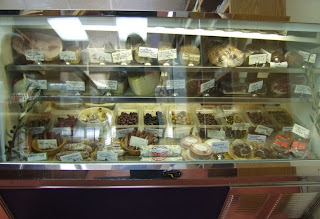 A Great Cheese Shop in Summit, New Jersey…Who Knew?
