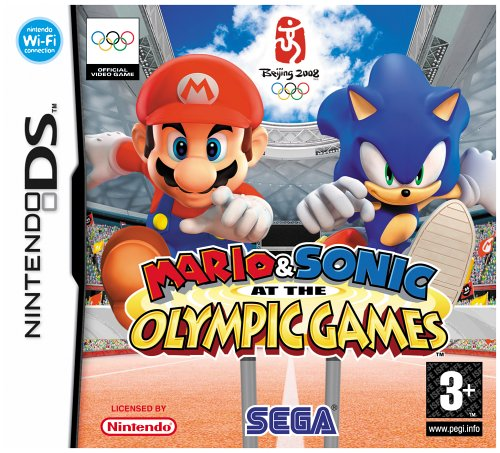 Mario & Sonic at the Olympic Winter Games - Nintendo DS ...