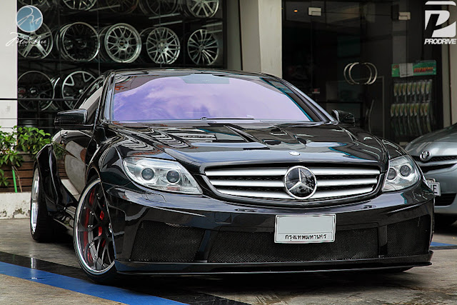 w216 widebody