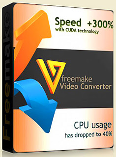 Cover Of Freemake Video Converter (2013) Version 4.0.0.15