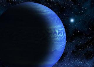 planet paling dingin