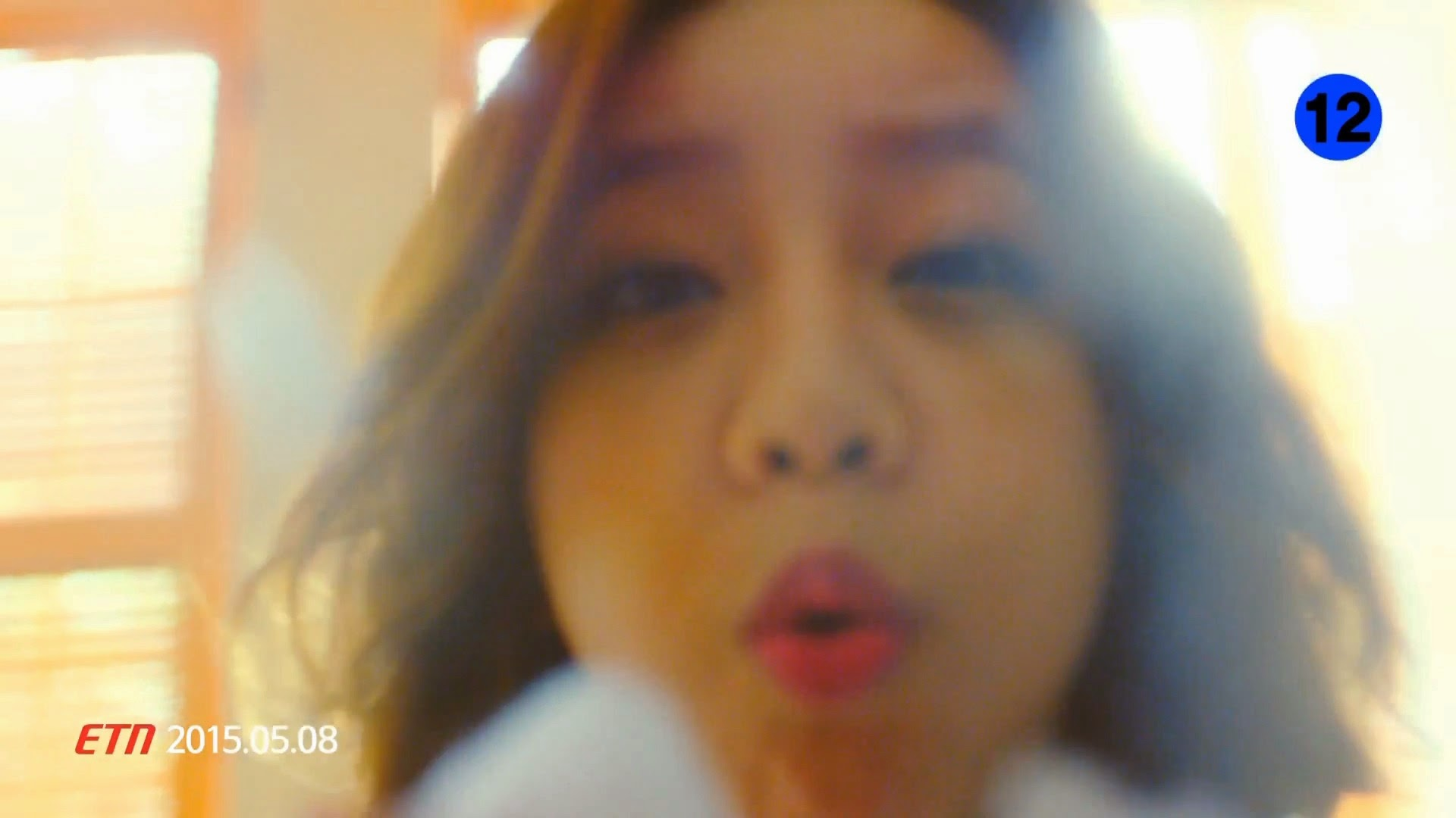 Girl's Day's Hyeri in Hello Bubble Teaser