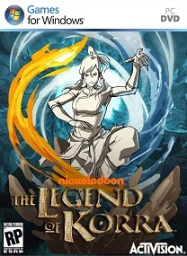 The Legend of Korra PC Cover www.ovagames.com The Legend of Korra FLT