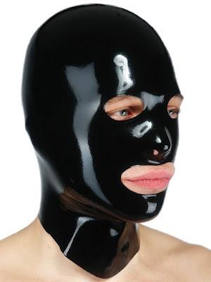 Fetisso Mask Open Eyes Open Mouth Gayrado