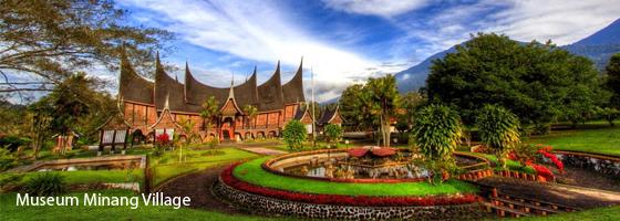 Museum Minang Village padang panjang