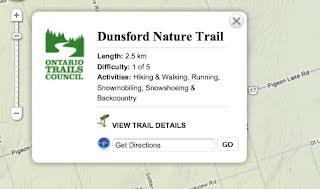 image Dunsford Nature Trail