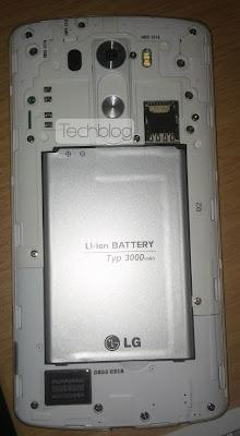 LG G3 microSD card