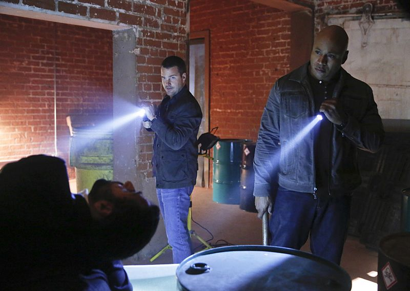 NCIS: Los Angeles - Episode 6.14 - Black Wind - Promotional Photos