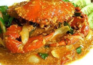 cara membuat kepiting saus tiram dandito