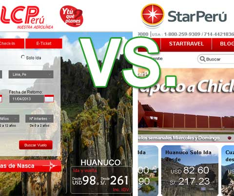 LCPERU vs STARPERU cual elijo