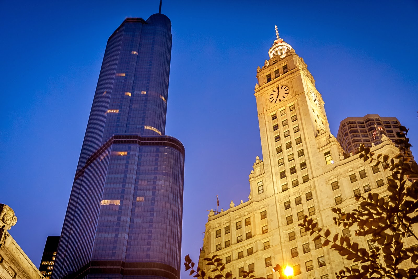 skyscrapers - Chicago real estate photography, Chicago sports photography