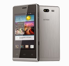 Steal Deal: Intex Aqua V4 1.0 Ghz Processor, 2.0 MP Cam Smartphone (Dual SIM & Dual Camera) just for Rs.2294 Only @ ebay