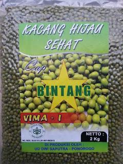 Jual Kacang Hijau Organik Harga Murah dari Ponorogo Organic Center