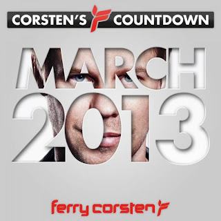 Ferry Corsten - Corstens Countdown - March 2013