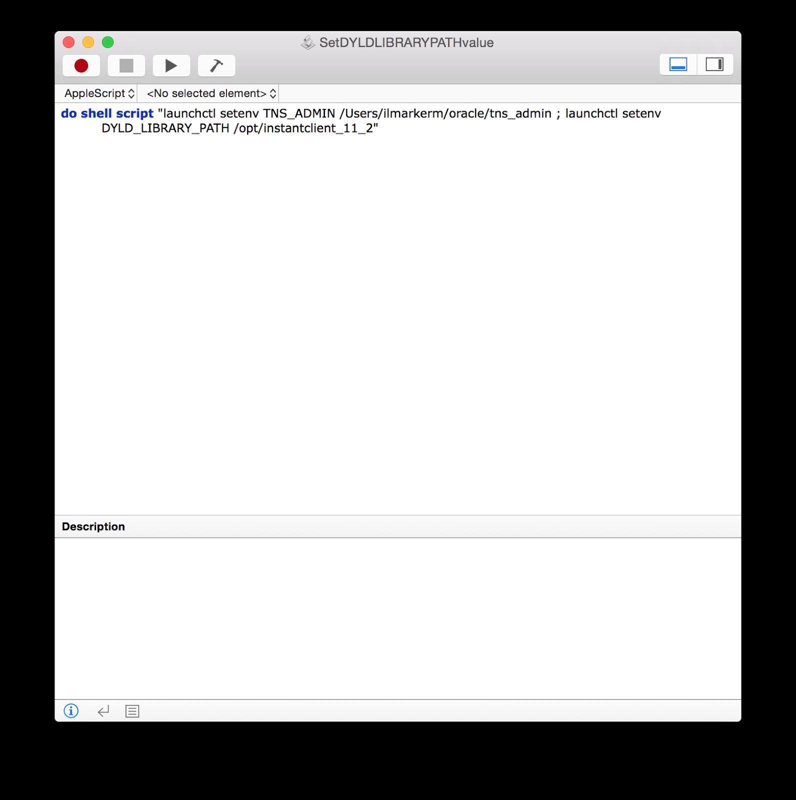 Ilmar Kerm DB blog - blog address has changed -: Setting up SQL ...