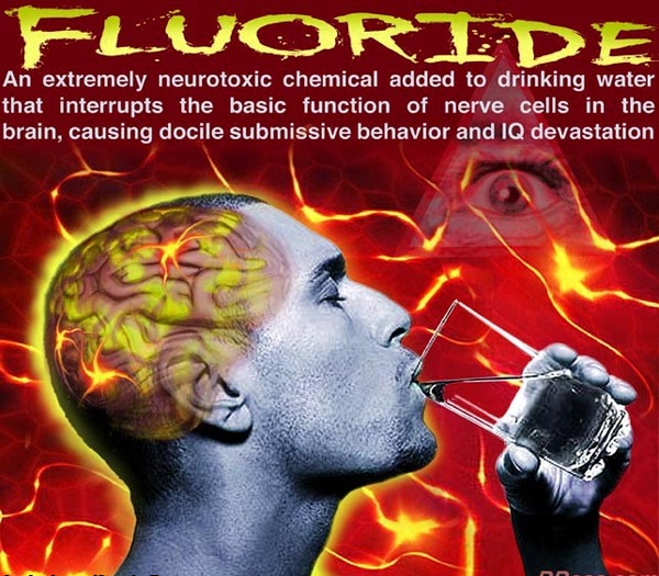 Fluoride Water Lowers Children's IQ
