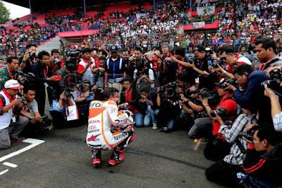 Kini Presiden Jokowi Dukung Penuh Grand Prix Indonesia 2017