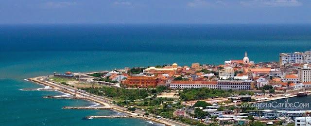 Cartagena-destinos-turísticos-Colombia