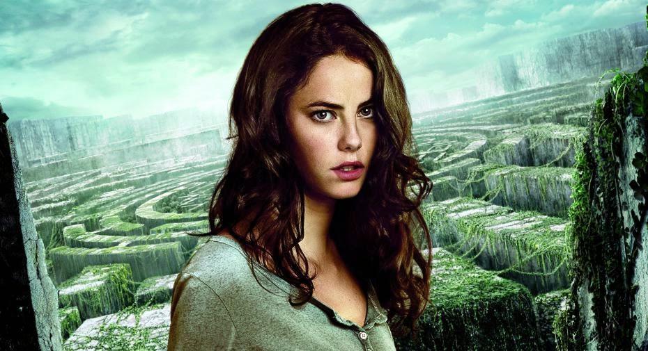Kaya Scoledario est Teresa dans Le Labyrinthe