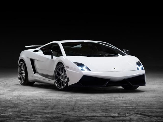 2012 Vorsteiner Lamborghini Gallardo Superleggera