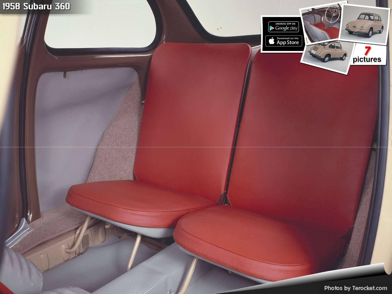 Hình ảnh xe ô tô Subaru 360 1958 & nội ngoại thất