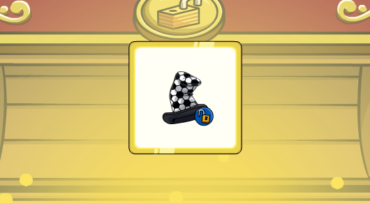 Club Penguin Codes: Free Soccer Hat!