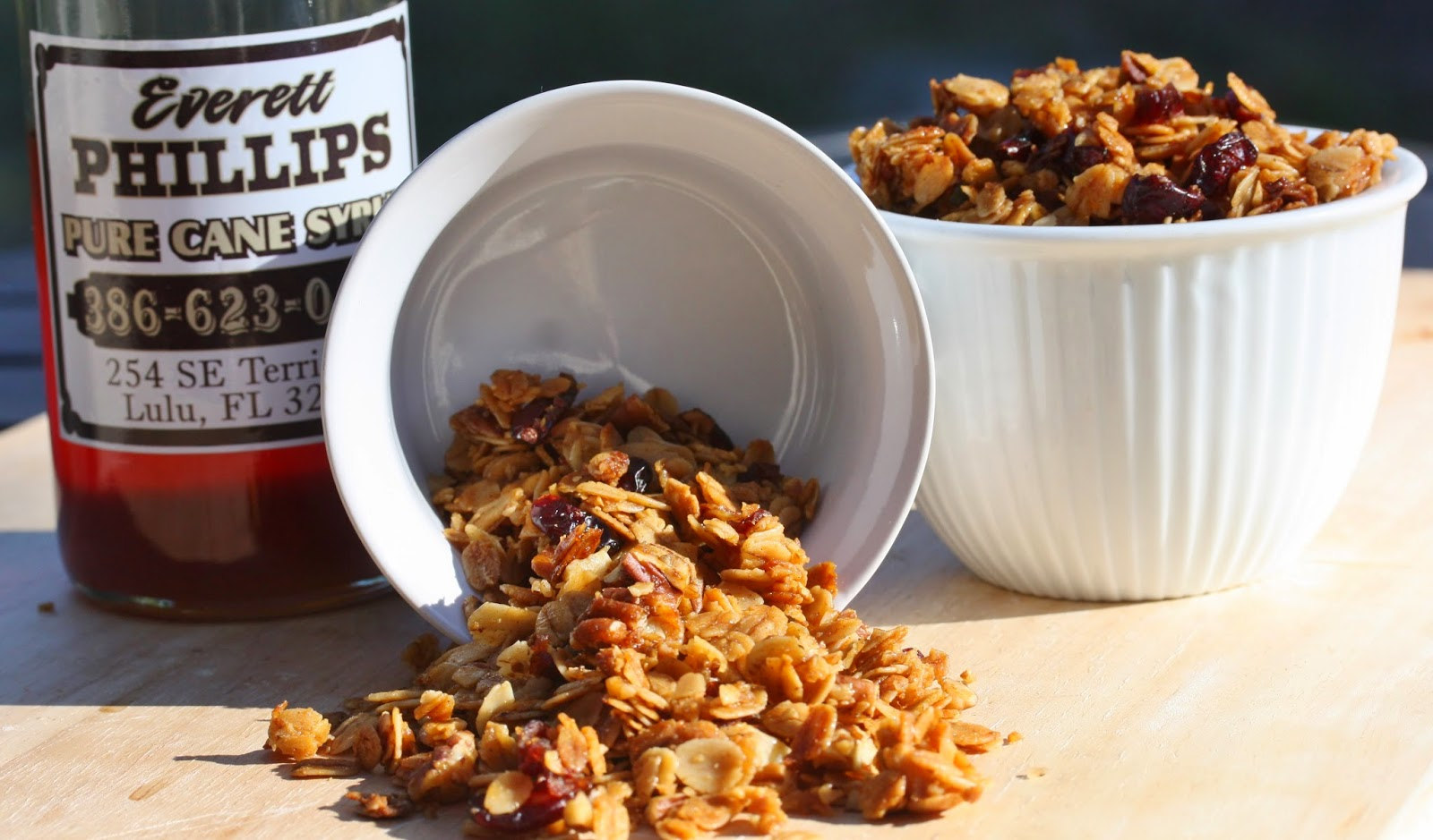 Southern Style Granola by Best of Long Island and Central Florida