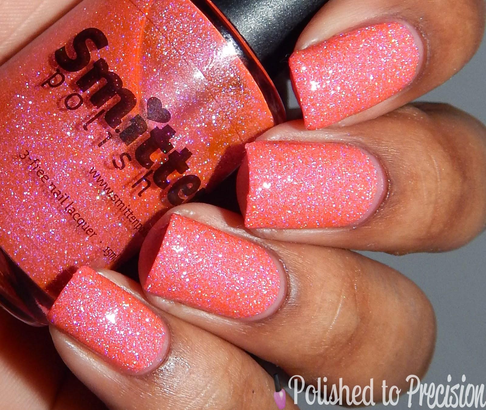 Smitten Polish In October, We Wear Pink