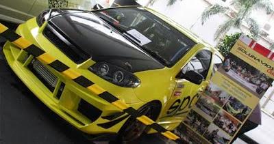 Foto Modifikasi Mobil Toyota Vios