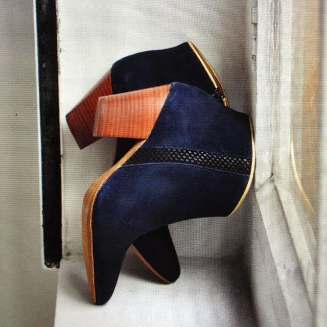 Boots Sezane Collection Hiver 2013