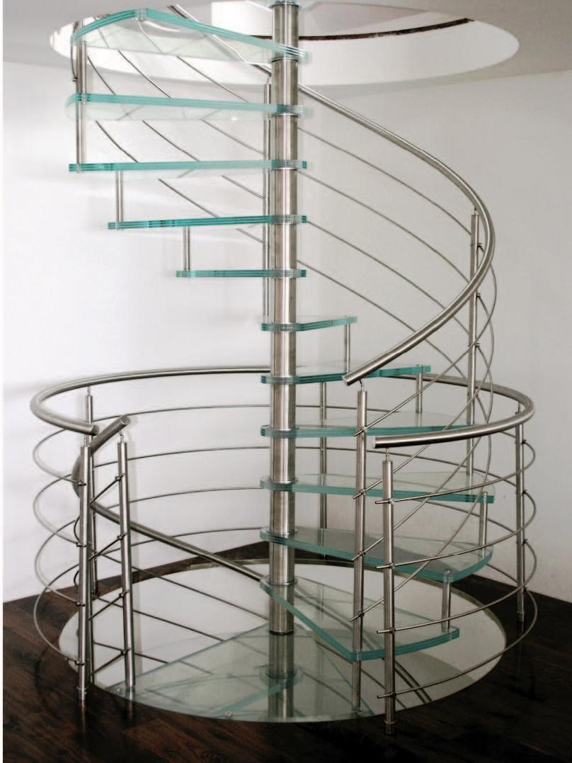 Le top 10 des escaliers design en colima on et h licoidaux le blog de loftb - Escalier colimacon design ...